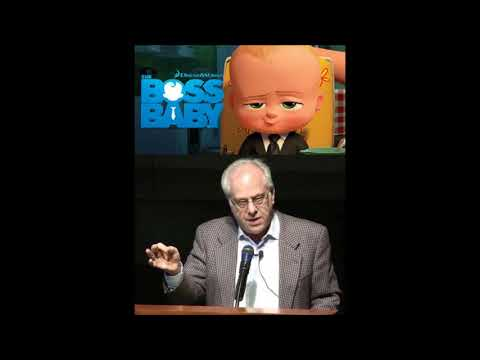 Dr. Richard Wolff & Chapo - Critical Analysis of The Boss Baby (2017)
