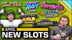 New Slots of April 2020