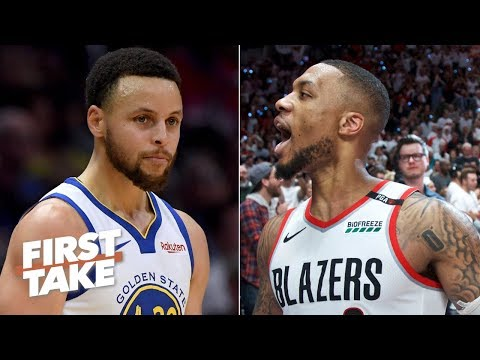 Damian Lillard is the closest player to Steph Curry in the NBA