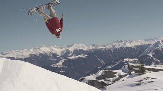 Sage Kotsenburg Nike Snowboarding Emergence Video Series
