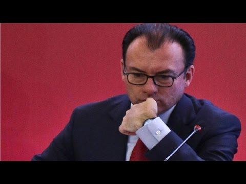 Renuncia Luis Videgaray a la Secretaría de Hacienda