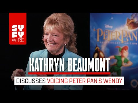 Peter Pan's Wendy Reflects On Her Role, 65 Years Later  SYFY WIRE