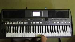 Poomaram Song - Njanum Njanumentalum - Keyboard Tutorial By Pranav Anish