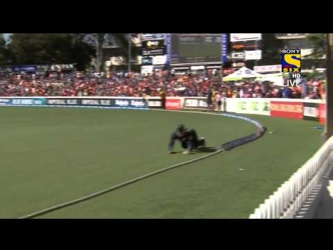 Power Batting India High scoring Overs Highlights HD   India vs New Zealand 4th ODI 28 jan 2014