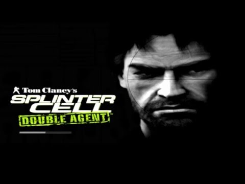 """Splinter Cell: Double Agent """"Mission-1 Iceland"""" (PS2 version)"""