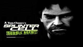 "Splinter Cell: Double Agent ""Mission-1 Iceland"" (PS2 version)"