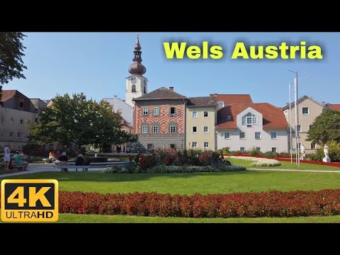 Download Wels Austria 4K UHD | Walking Tours