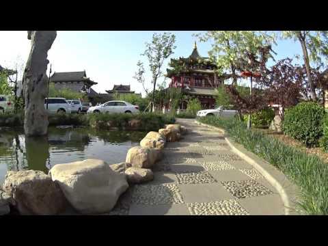 Tianjin - BinHai District - NanYuan sourth garden - travel in china
