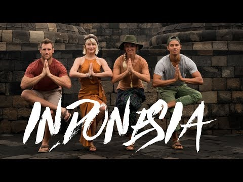Exploring Indonesia With Julianne Hough & The Bucket List Family | Brooks Laich WP Ep #5
