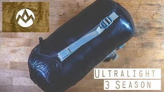 Aegis Max Ultra Light Goose Down Sleeping Bag Review:Pint Sized Heat Factory