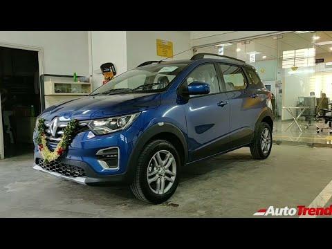 "Renault Triber RXZ Updated With New 15"" Wheels! | A Threat To Ertiga? | A Brief Walkaround !!"