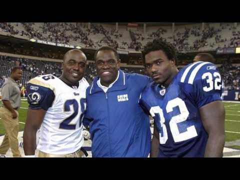 "Edgerrin James ""Be an Example"" -  Interview"
