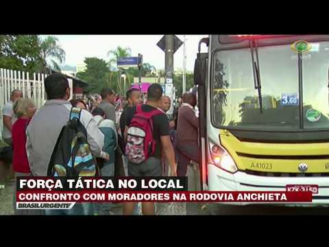 Transporte Público é Afetado Pela Greve No RJ