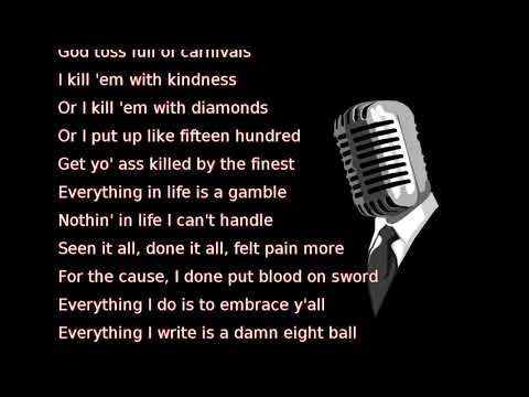 Kendrick Lamar - GOD. (lyrics)