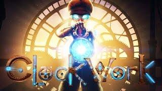 Clockwork - PC Gameplay Walkthrough (Steam Indie Puzzle Platformer Game 2016) (No Commentary)
