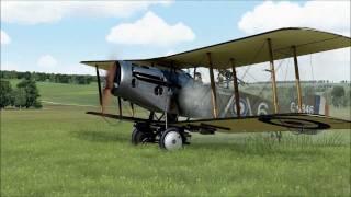 Rise of Flight Bristol F2B