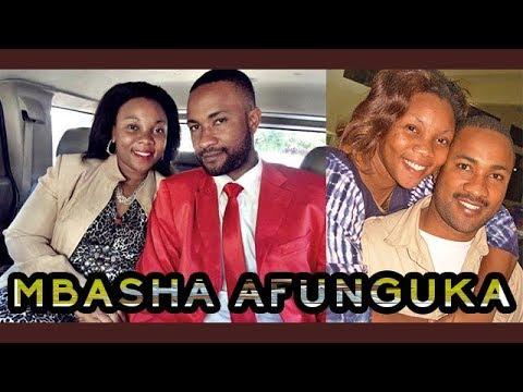 MBASHA Afunguka MAPYA kuhusu FLORA NA MTOTO wao