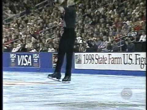 Michael Weiss - 1998 United States Figure Skating Championships, Men's Free Skate