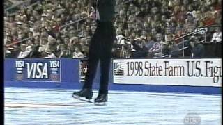 Michael Weiss - 1998 United States Figure Skating Championships, Men