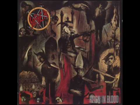 Slayer - Angel of Death - Sped up