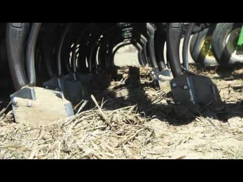 Conservation Tillage in a Winter Wheat-Fallow System--Ron Jirava
