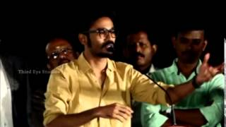 Dhanush Speech |