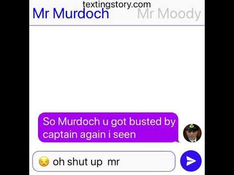 Titanic text chat part 2