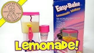 2000 Easy Bake Kitchen Lemonade Maker - Summer Lemonade Stand!