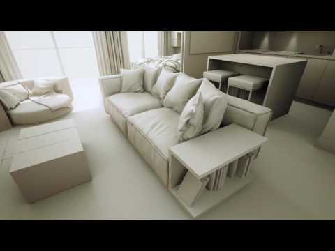 Unreal Engine 4 Real-Time 3D Architectural Visualization Virtual Reality Application Project