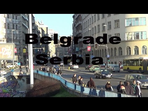Belgrade - Serbia /Beograd - Srbija/ - recorded by Sony CX405