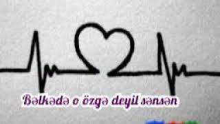 Sən mənim dünyamsan♥