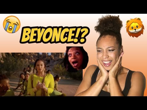 Beyoncé – SPIRIT From Disney's The Lion King (Official Video)| REACTION