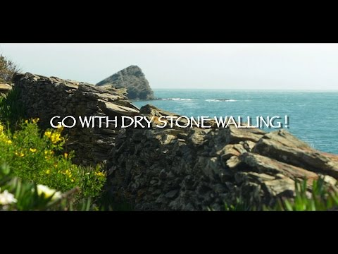 Go with Dry Stone Walling