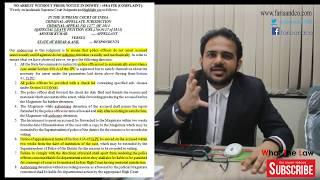 How to save from arrest in Dowry 498a case | कैसे गिरफ्तारी दहेज मामले से बचें | Hindi | WhatTheLaw