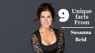 9 Unique Facts About Good Morning Britain Presenter Susanna Reid What You Need To Know