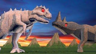"Minecraft Dinosaurs | Jurassic Craft Roleplay Ep 79! ""BREEDING ALBINO RHINO DINOSAUR!"""