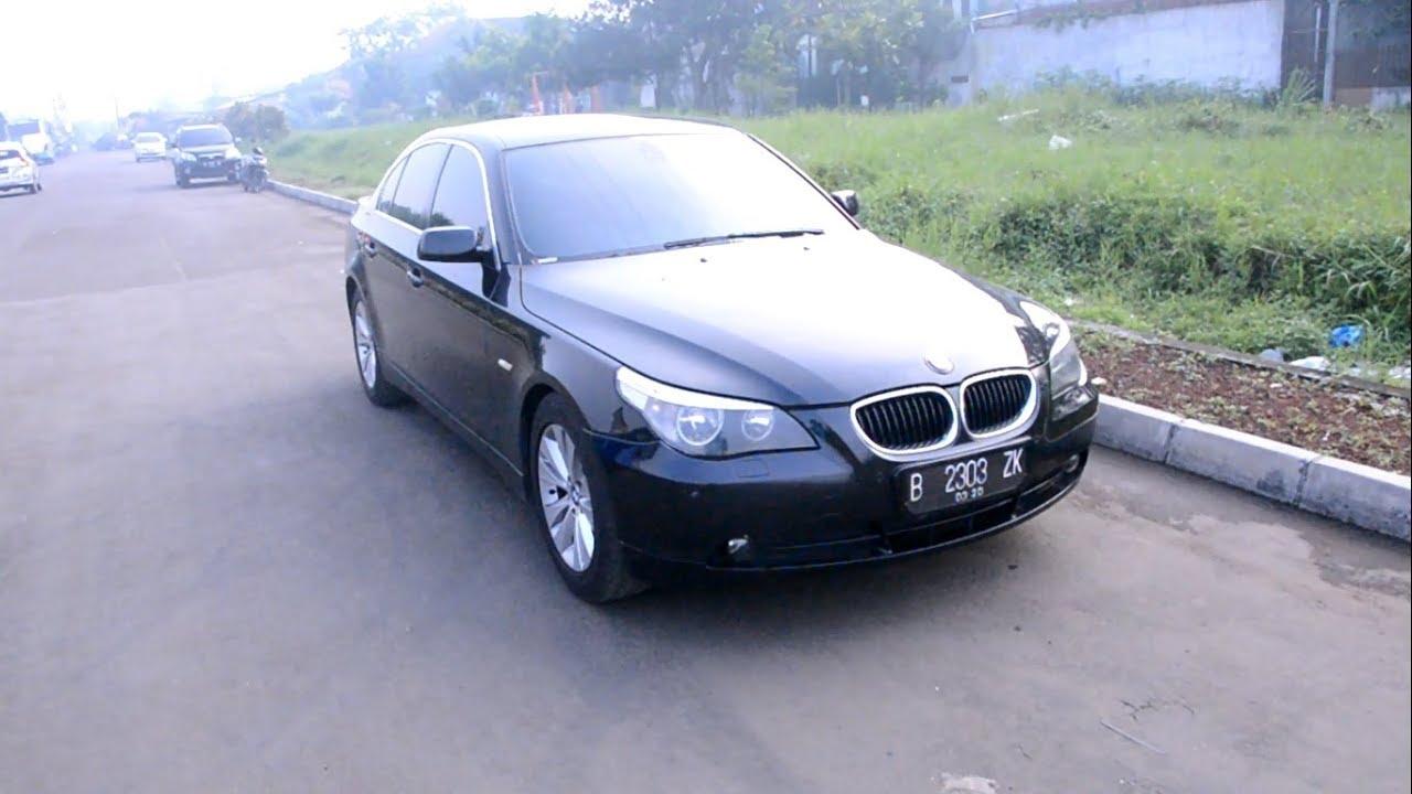 Review BMW 520i E60 Tahun 2005 - YouTube
