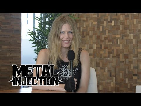 10 Questions With MYRKUR   Metal Injection