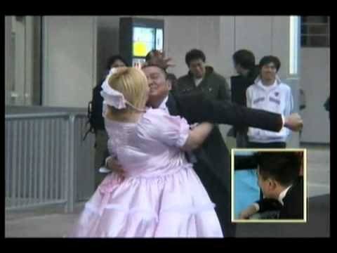 Matsumoto in love!