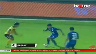 AREMA FC Vs BARITO PUTERA 1-0  LIGA 1