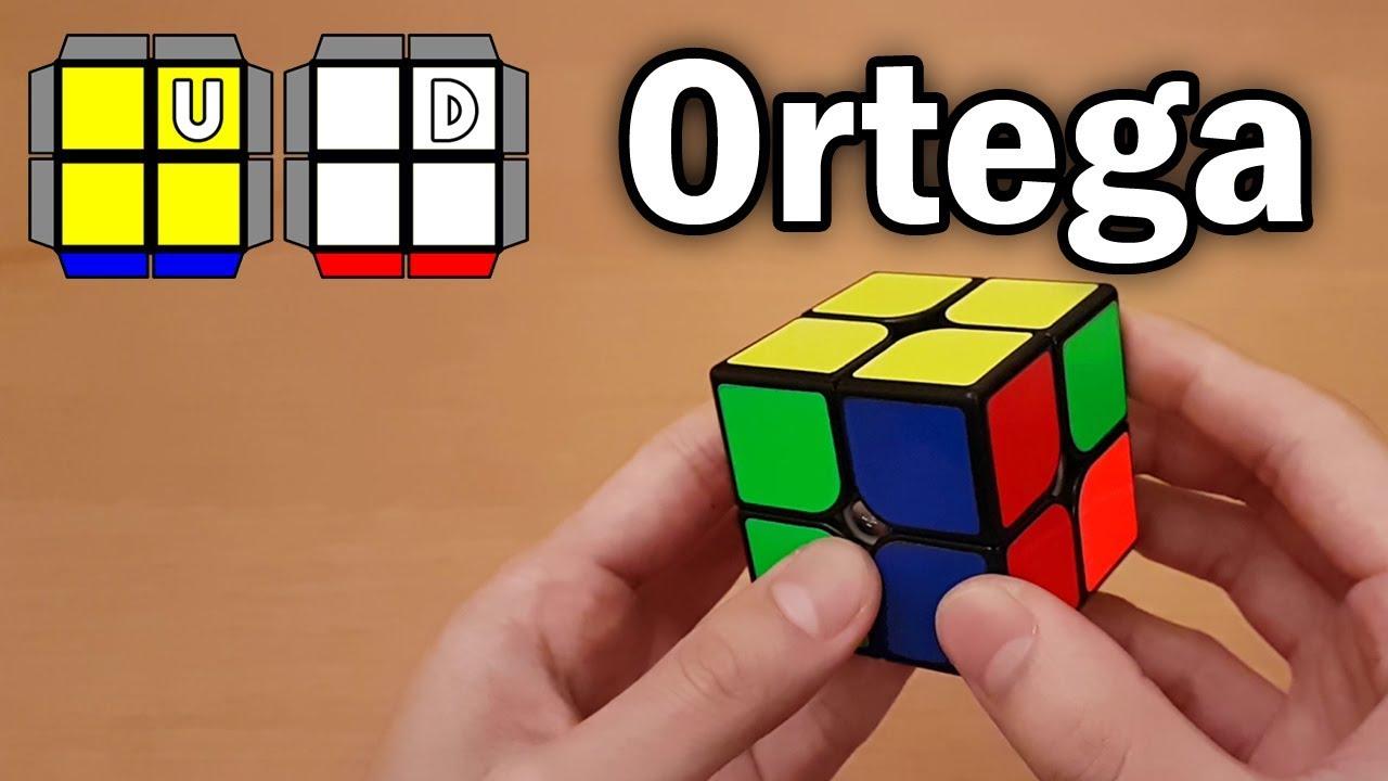 Download 2x2 Rubik's Cube: Ortega Method Tutorial | How To Be Sub-5