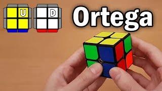2x2 Rubik's Cube: Ortega Method Tutorial | How To Be Sub-5