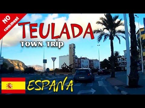 Teulada (Valencia, Spain). Town trip