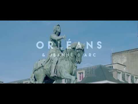 LA VILLE D ORLEANS -  Jeanne D'arc