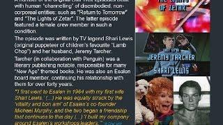 The Star Trek Agenda 2/2 (Carl James@TruthJuice B'ham)