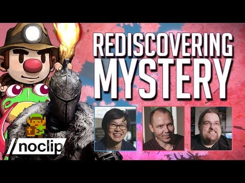 Rediscovering Mystery - Noclip Documentary (feat. Jonathan Blow / Derek Yu / Jim Crawford)