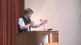 """Hans Peter Royer: """"Glaube und Zweifel"""" (Predigt)"""