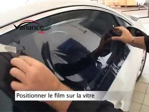 tutoriel bien expliquer pour pose de film teintee sur t doovi. Black Bedroom Furniture Sets. Home Design Ideas