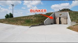 REVEALED: 15-story underground doomsday shelt...