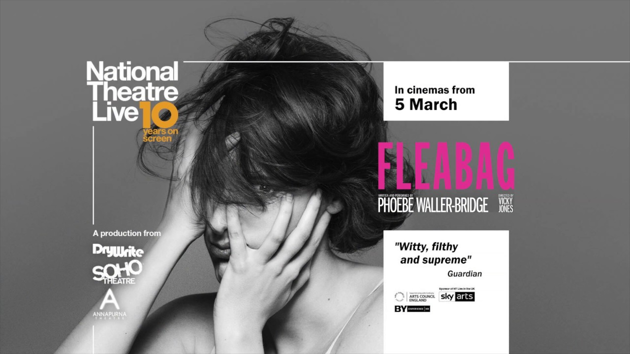 National Theatre Live: Fleabag | Official Trailer - YouTube